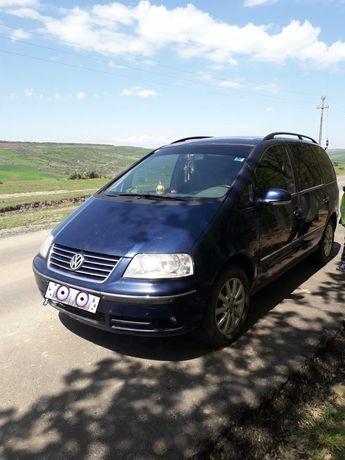 Wolkswagen sharan 1.9 diesel  4x4