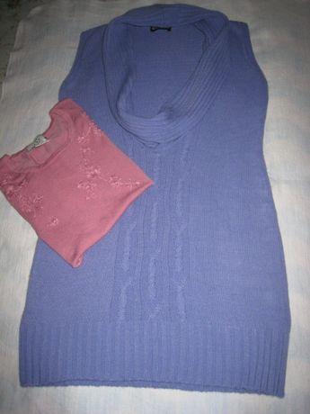 Туника и подарък блузка и шалче