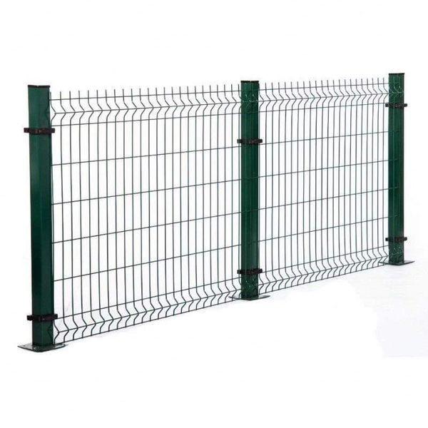 Оградни пана с PVC покритие(поцинковани,след което прахово боядисване гр. Плевен - image 1