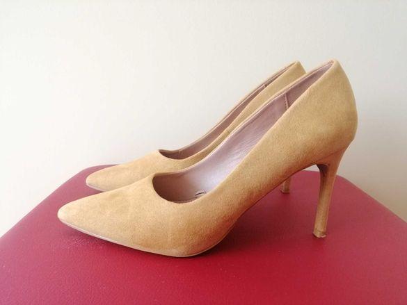 Жълти обувки Reserved 36,5