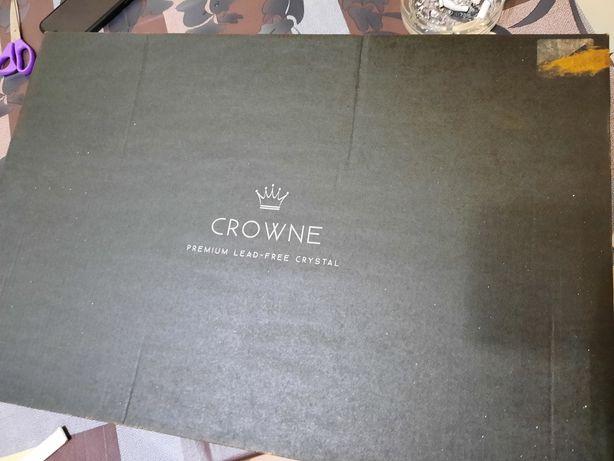 Pahare Cristal Crowne.