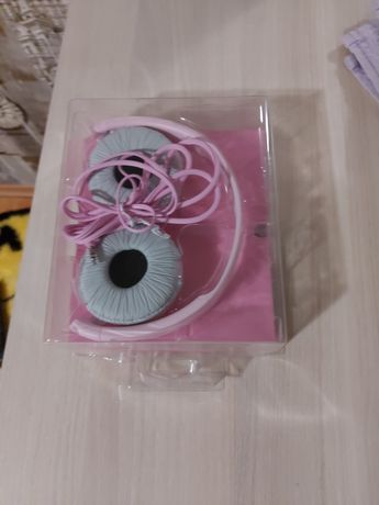 ПРОМОЦИЯ Розови слушалки Sony
