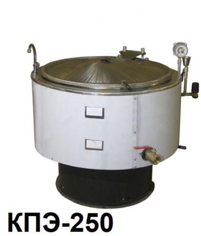 Котёл пищеварочный КПЭ 250