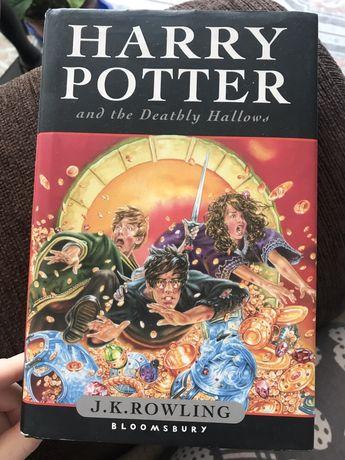 Carte Harry Potter in engleză