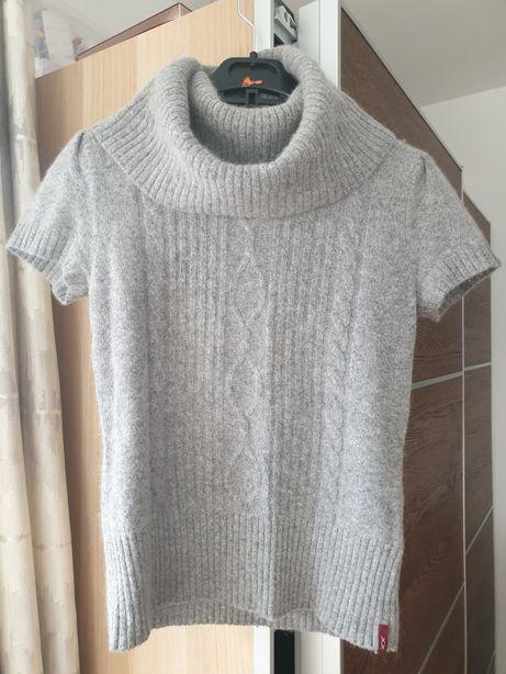 Bluza din lana de miel si angora