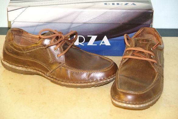 Нови обувки - италиански от естествена кожа