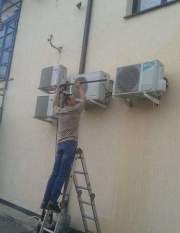 Чистка, ремонт, обслуживание, заправка кондиционер Алматы и область