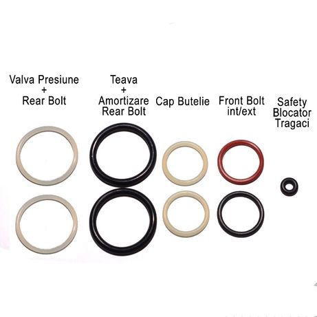 Set complet de garnituri O-ring pentru Tippmann 98