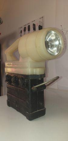 Lampa minerit