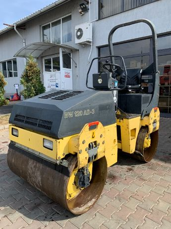 Cilindru Compactor BOMAG BW120AD Anul fabricatiei 2003