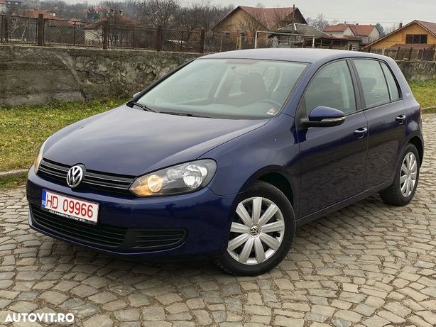 Volkswagen Golf 6 TEAM Edition 1.4 tsi, 122 cp