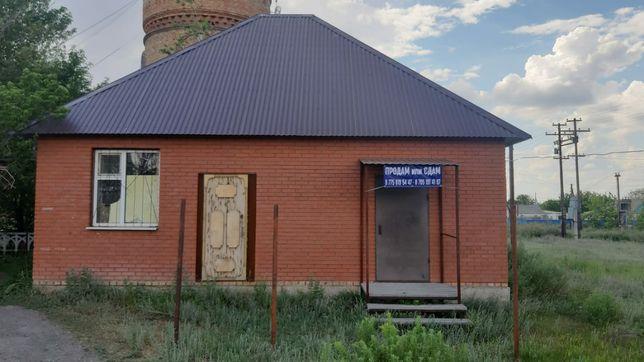 Продам здание в п. Таскале