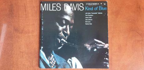 Coperta album : Miles Davis - Kind of Blue (1997)
