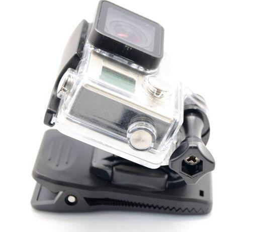 Клип маунт универсална щипка за екшън камери   hdcam.bg