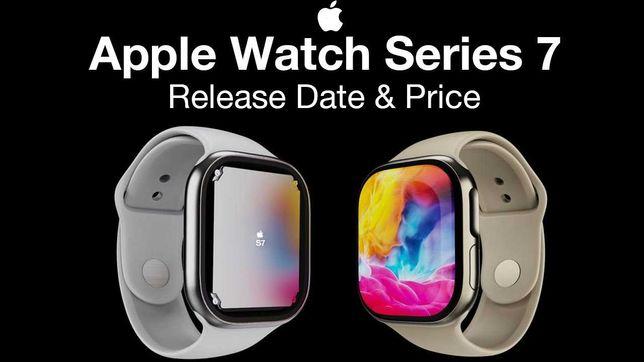 Эпл вотч . Смарт часы. Apple watch 7