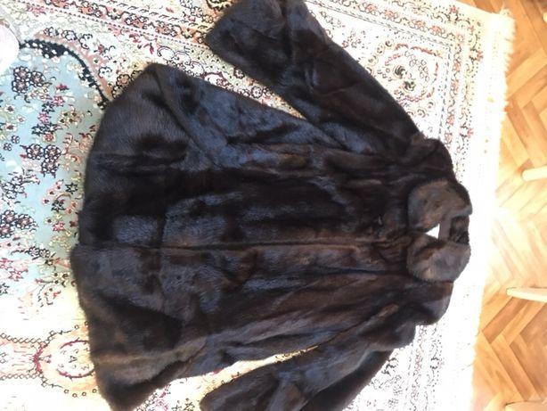 Норковая шуба 46-48 размер