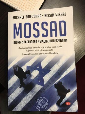 Mossad. Istoria spionajului israelian