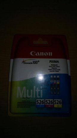 Cartuse imprimanta color canon pixma