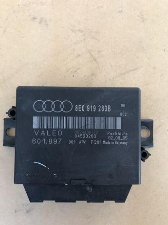 Modul senzor parcare Audi A4 B7 cod.8E0919283B, Aud