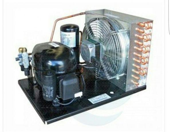agregat motor compresor frig camera congelare 1223w -20 Unj2192gk r404