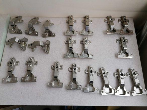 Панти за мебели-метални