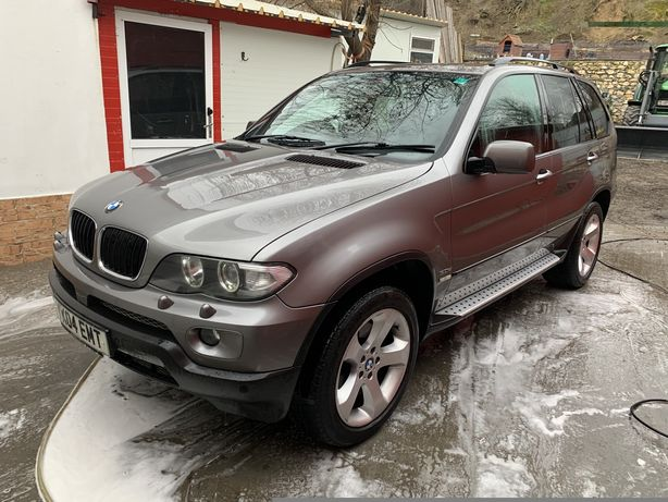 Dezmembrez BMW X5 E53 Facelift