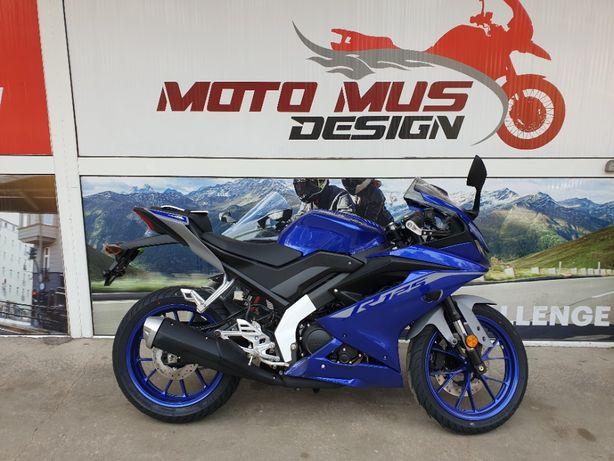 MotoMus vinde Motocicleta A1 Yamaha YZF-R125 my2021