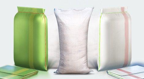 Мешки полипропиленовые новые для сыпучих материалов