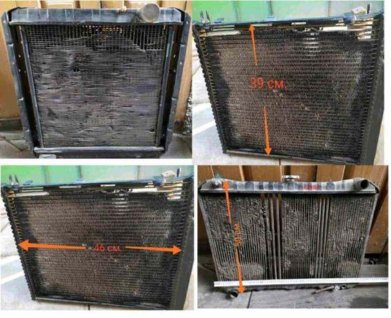 радиатор на Камаз