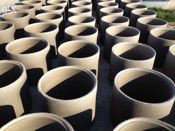 BOLTARI, TUBURI din beton cu mufare, Fantani, Fose