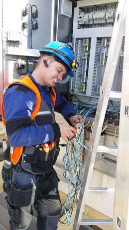 Electrician civil si industrial