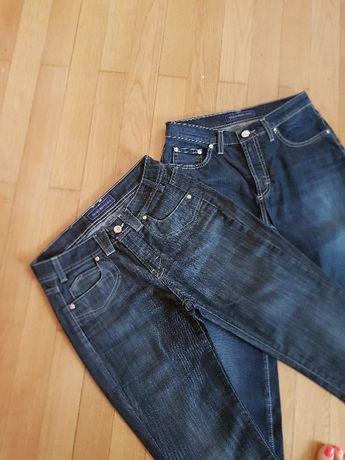 Дамски оригинални дънки Trussardi jeans,размер 28.