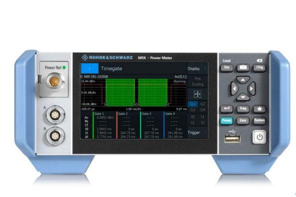 R&S®NRX — измеритель мощности. Цена указана в рублях
