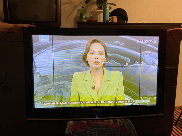 Телевизор Samsung диагональ 110