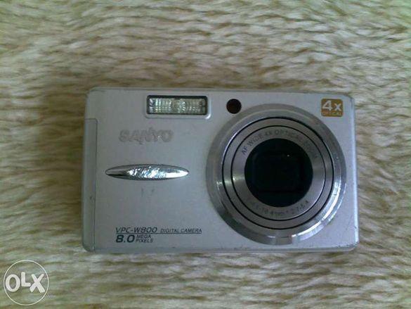Sanyo Xacti VPC-W800