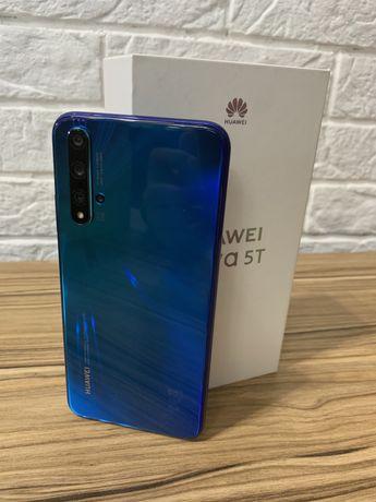 Huawei Nova 5T память 6/128