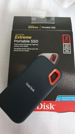 SSD ROBUST SanDisk SSD Extreme 2TB