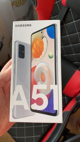 Smartphone Samsung A51, sigilat, nou