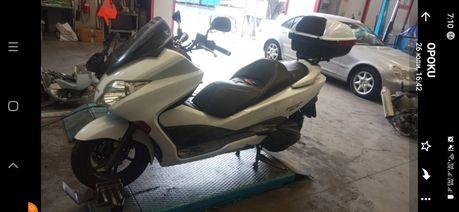 мотоциклет,скутер хонда Форца (HONDA FORZA 250) На части