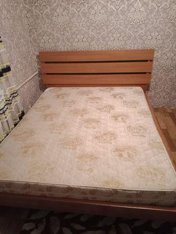 Кровать двухспалка матранв подарок