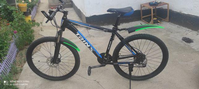 Велосипед Trinx с гидравлическими тормозами