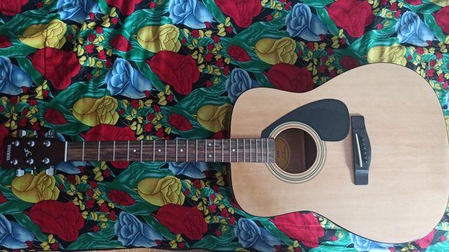 Акустическая гитара: Yamaha f310 natural