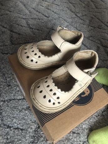 Туфли , кожаные