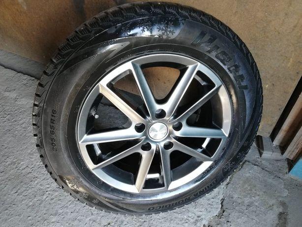 Комплект колес на литыx дискaх