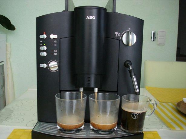Expressor cafea AEG