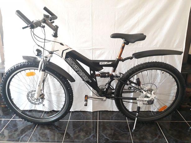 Bicicleta cu suspensie, din aluminiu, 2 Danger