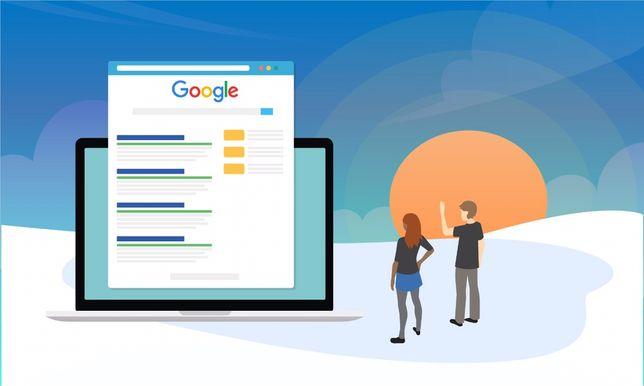 Реклама в Гугл / Google Ads / Контекстная реклама Google / Гугл реклам