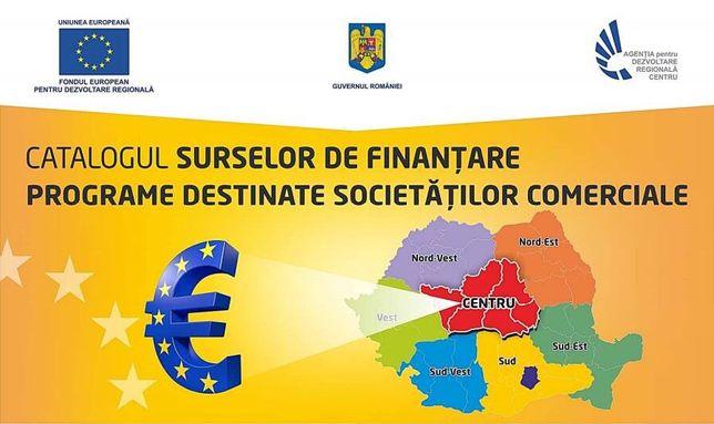 Consultanta Fonduri Europene