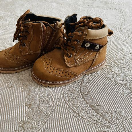 Детские ботинки 22 рр
