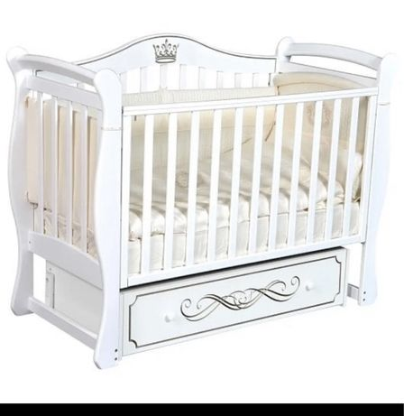Продам детскую кроватку Джулия 11